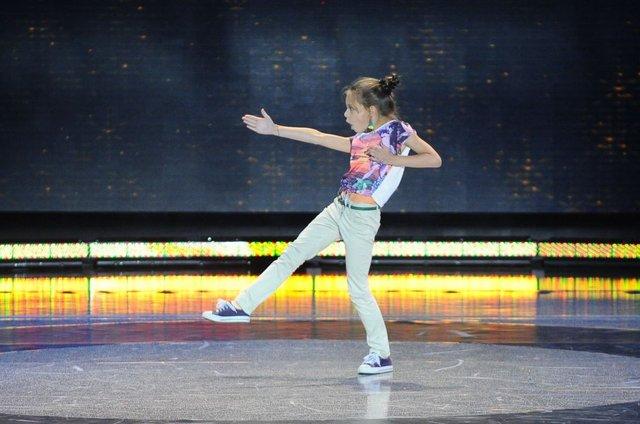 Kinder niespodzianka w Tylko taniec