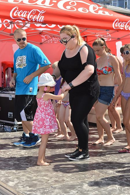 Weronika Grycan prowadzi warsztaty taneczne (FOTO)