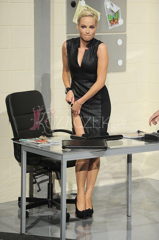 Weronika Książkiewicz na scenie - sexy? (FOTO)