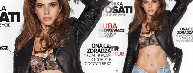Weronika Rosati na okładce Maxima (FOTO)
