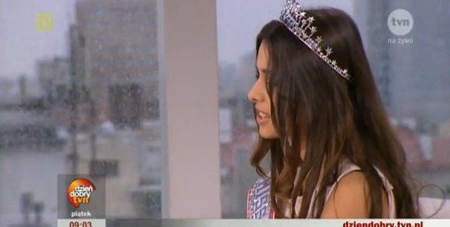 Miss nastolatek, Weronika Szmajdzińska, to chodzący ideał
