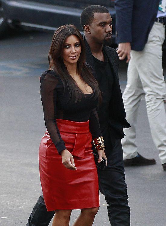 Kanye pokazał zdjęcie North West w show Kris Jenner