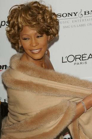 Whitney Houston miała kochankę?