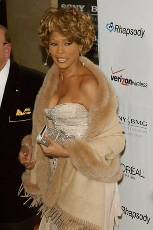 Rośnie sprzedaż płyt Whitney Houston