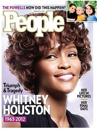Kolczyki i suknia Whitney Houston będą wystawione na aukcję