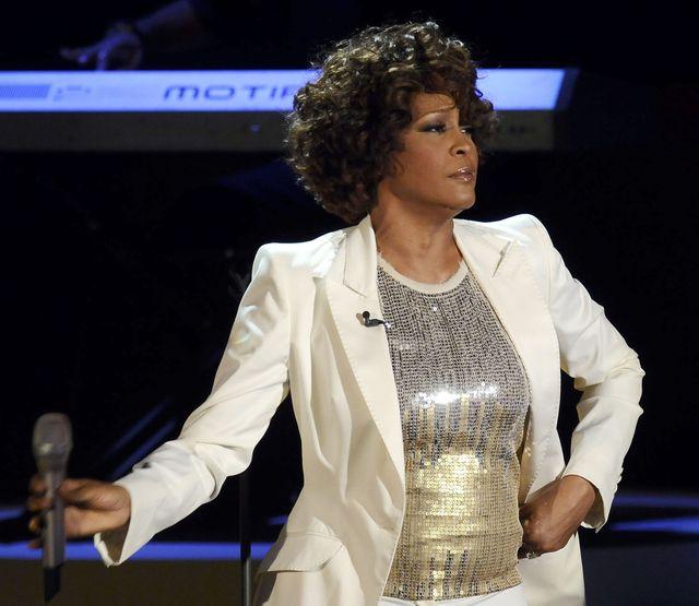 Whitney Houston została zamordowana