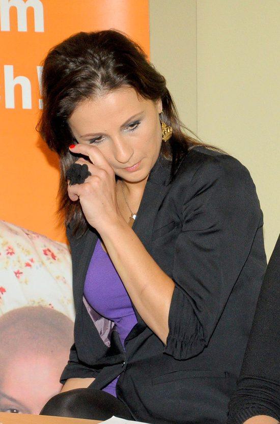 Była żona Wiśniewskiego zamieściła w sieci dramatyczny film