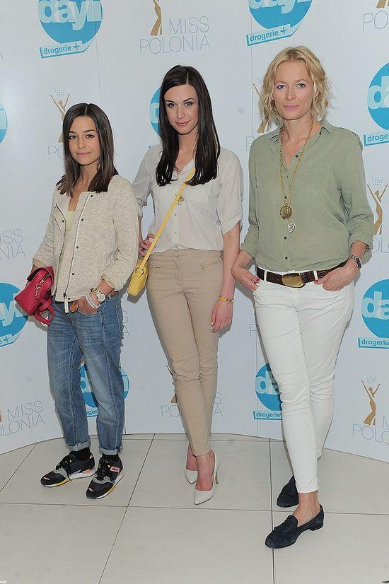 Kamińska, Krupińska i Mensah na imprezie charytatywnej FOTO