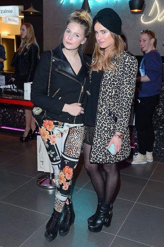 Fashionistki na premierze kolekcji Rihanny (FOTO)