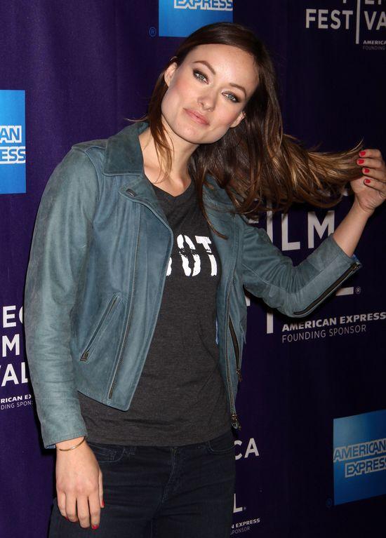 Olivia Wilde: Jestem dumna z biseksualnych ról