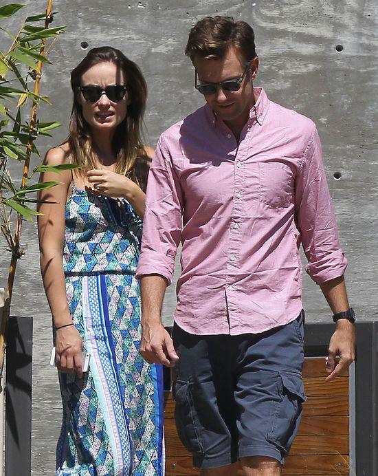 Olivia Wilde jest w ciąży!