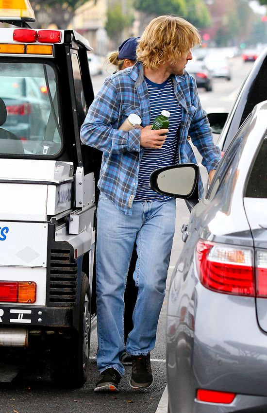 Owen Wilson zostanie ojcem po raz drugi