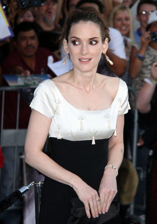 Winona Ryder na premierze Frankenweenie (FOTO)