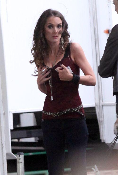 Winona Ryder i Jason Statham w nowym filmie akcji (FOTO)