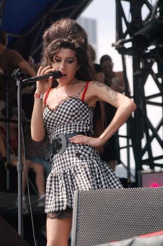Amy Winehouse na odwyku