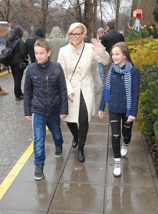 Dzieci Wiśniewskich to już nastolatki! (FOTO)