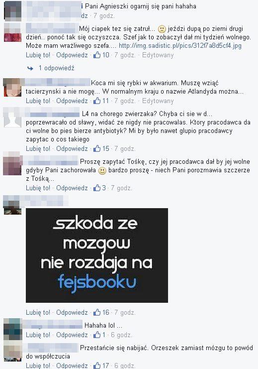 Internauci nabijają się z Agnieszki Włodarczyk