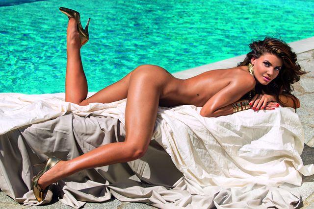 Naga Wodzianka w Playboyu (FOTO)