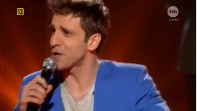 Filip Mettler odpadł z X Factor