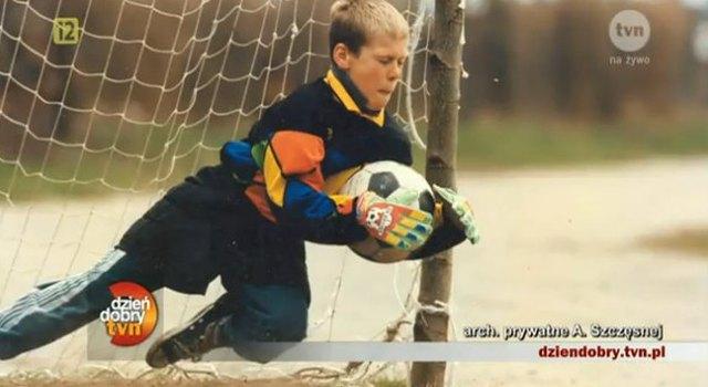 Jan Szczęsny, brat Wojciecha - podobny? (FOTO)