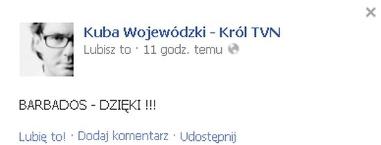Polski shownam wyśmiewa Rihannę (FOTO)