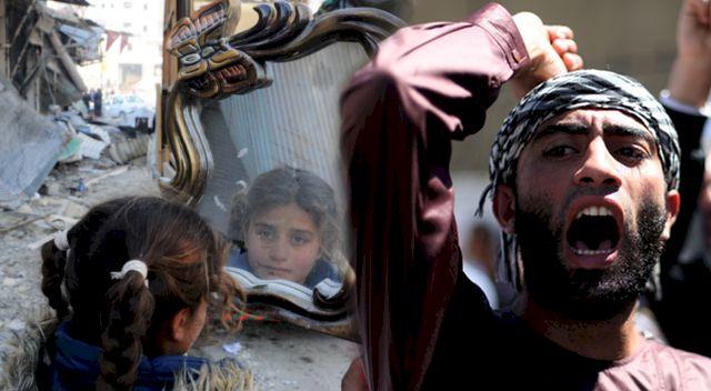 Przerażające tortury ISIS: Nakarmili kobietę jej WŁASNYM DZIECKIEM