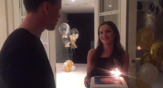 Marina i Lemon zrobili Szczęsnemu urodzinową niespodziankę