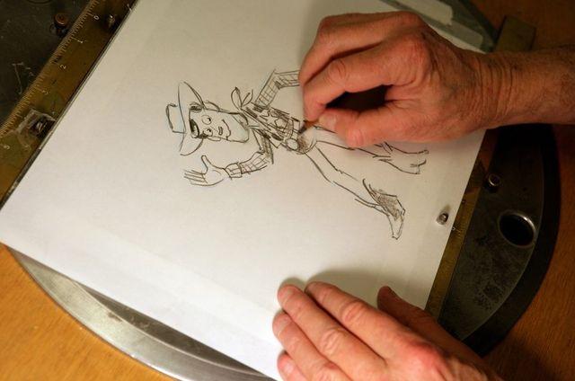 Zmarł Bud Luckey, twórca Woody'ego z Toy Story