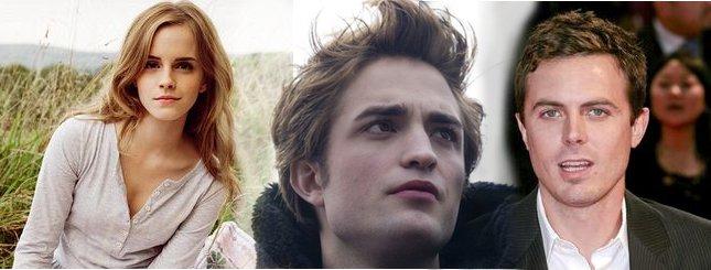 Robert Pattinson i Emma Watson razem w jednym filmie!