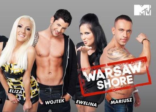 Warsaw Shore - poznajcie ekipę ze stolycy (FOTO)