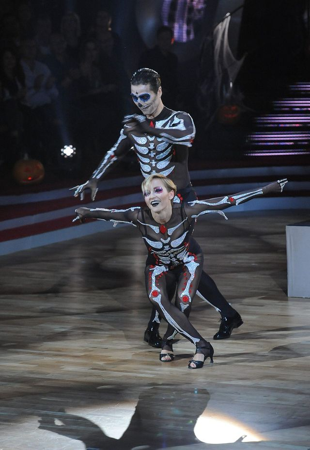 Halloweenowy odcinek Tańca z gwiazdami (FOTO)