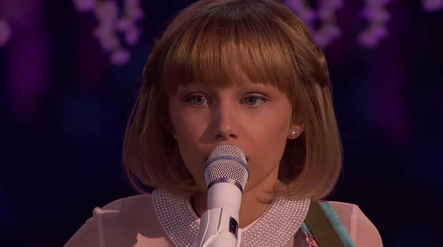 Jak to możliwe, że Grace VanderWaal w tym wieku ma taki STARY głos?