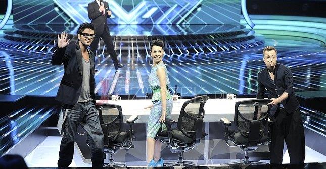 Żegnaj Biba, Kwaśnik uważaj: 2. odc.  X-Factor (FOTO)