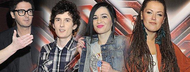 X-Factor 2: występy na żywo