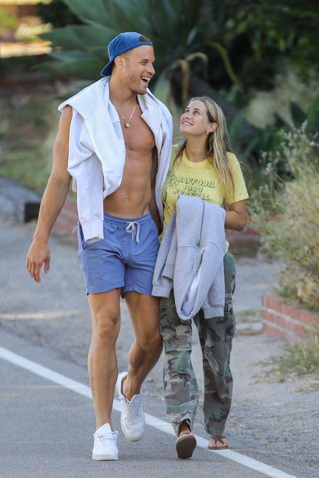 Kendall Jenner z Benem, a jej były ma już nową miłość (ZDJĘCIA)