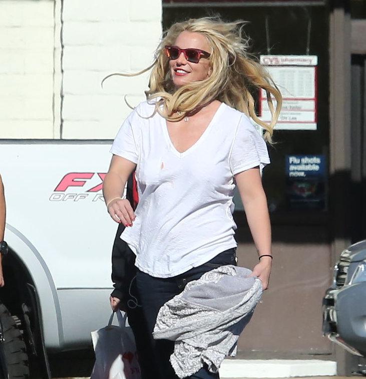 Britney Spears jest w CIĄŻY?!