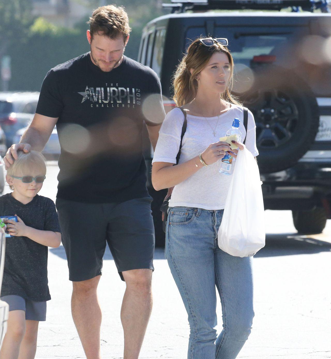 Chris Pratt zaręczył się z Katherine Schwarzenegger