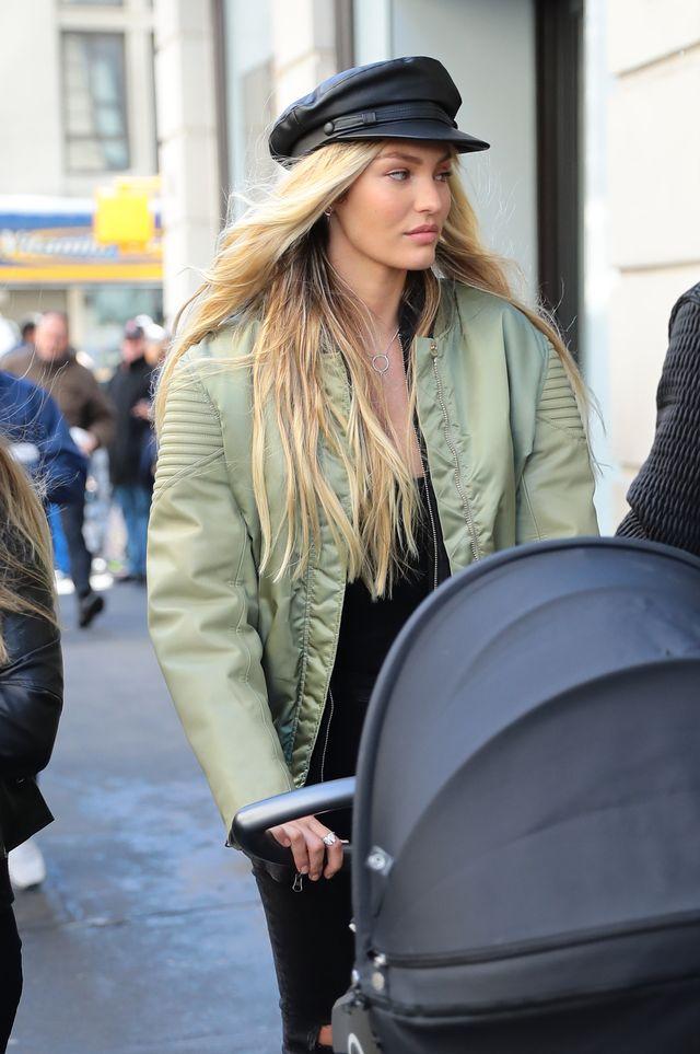 Candice Swanepoel jest w ciąży!