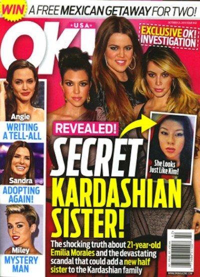 Kardashiaki mają jeszcze jedną siostrę? (FOTO)