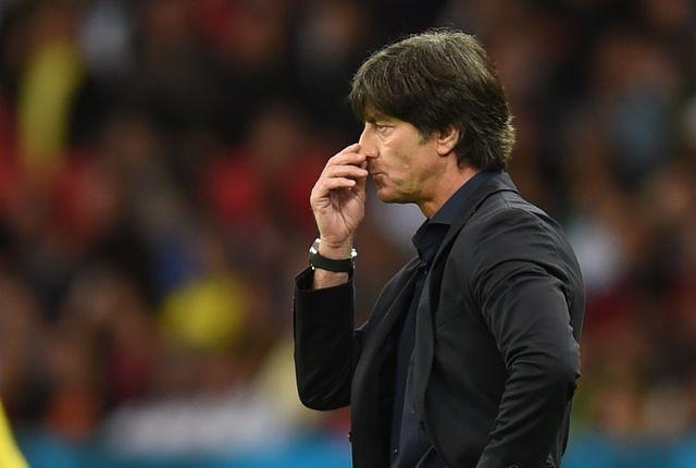Euro 2016: Joachim Loew, trener Niemców, znowu TO zrobił (VIDEO)