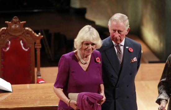 Książę Karol ma nieślubne dziecko z księżną Kamilą? (VIDEO)
