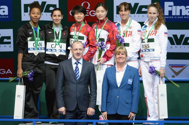 Rio 2016: To musiało BOLEĆ! Rosjanka wykonała najgorszy skok w historii!