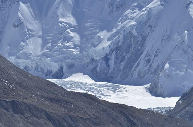Zielone Buty-najbardziej znane zwłoki na Mount Everest. Jest ich o wiele więcej