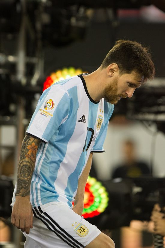 Lionel Messi załamany! Kończy grę w reprezentacji Argentyny!