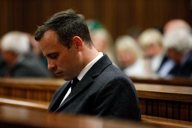 Oscar Pistorius podciął sobie żyły! Chciał popełnić samobójstwo!