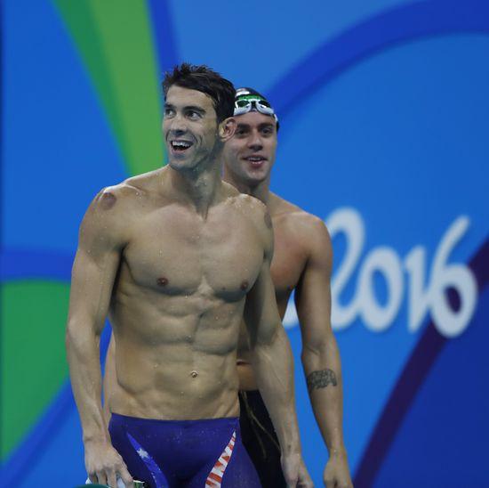 Rio 2016: Michaelowi Phelpsowi zadano najbardziej niewłaściwe pytanie EVER