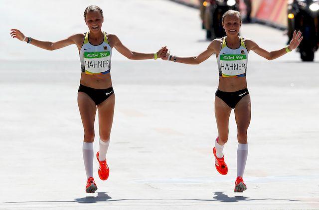 Rio 2016: Bliźniaczki, które pokonały wspólnie metę ofiarąwielkiego hejtu!