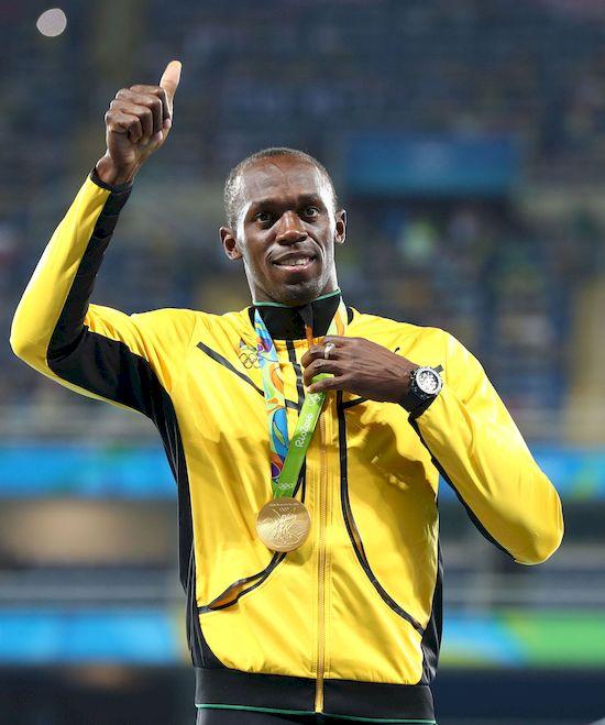 Kochanka Usaina Bolta zdradza pikantne szczegóły z ich wspólnej nocy