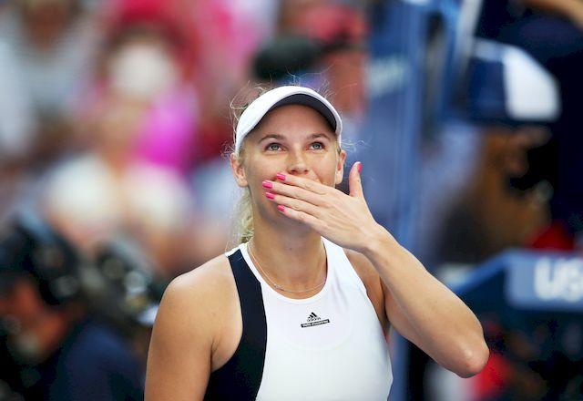 Caroline Wozniacki NAGO! Tenisistka pokazała wszystko! (ZDJĘCIA)