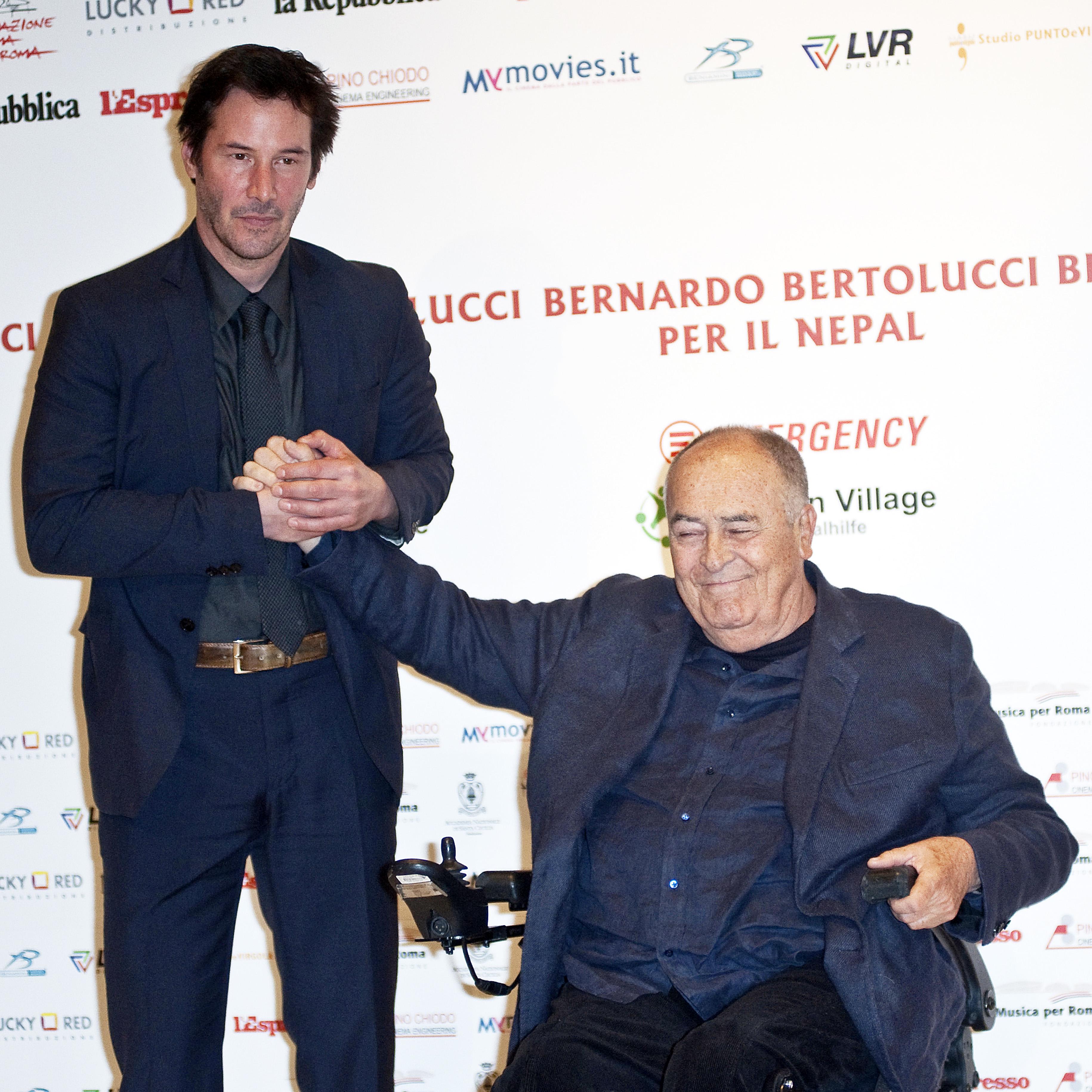 Zmarł reżyser Bernardo Bertolucci, autor Ostatniego cesarza